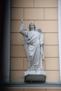 Anioł zTarnowskich Gór