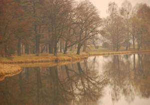 Pejzaż Ruisdaela (Świerklaniec)