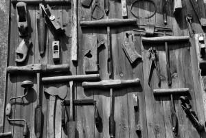 Narzędzia / Tools (Łazy)