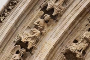 Anioły muzykujące (4) (Lyon)
