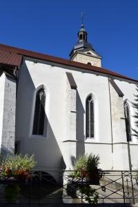 Kościelne lavoir (Annecy, Górna Sabaudia)