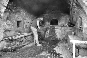 Czyszczenie piekarnika (Doussard, Sabaudia)