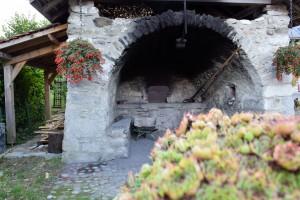 Sabaudzki piekarniok (Doussard, Sabaudia, Francja)