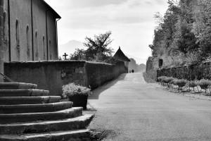 Pielgrzymi /Pilgrims (Taime, Sabaudia)