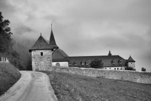 Klasztor/ Closter (Taime, Sabaudia)