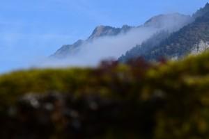 To co za murem (4) (Góry wokół opactwa Tamié)