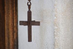 Znak (furta klasztorna,Tamié, Sabaudia)