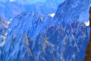 Szczyty (Alpy - impresja)