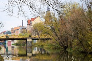 Most na Zamkowej, Opole