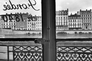 Okno z widokiem / Window with the view (Lyon, 2016))