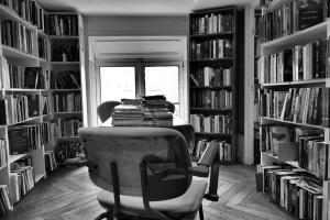 Usiądź iczytaj / Just sit and read (Lyon)