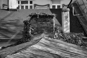 Oplatanie (dachy Cieszyna (2)
