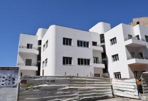 Rewitalizacja apartamentowca przy Bulwarze Rothschilda (obiekt z1933-34)
